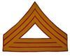 M1892 USMC  CHEVRON. REGIMENTAL QUARTERMASTER
