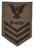 WWII U.S. NAVY PETTY OFFICER RATING BADGE, TORPEDOMAN