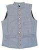 CIVIL WAR UNION LIGHT BLUE VEST