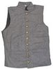 CIVIL WAR CONFEDERATE GRAY VEST