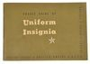 POCKET GUIDE OF UNIFORM INSIGNIA