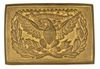 U.S. EAGLE BELT BUCKLE