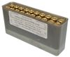 .38-55 MATCH UNPRIMED CARTRIDGE BRASS
