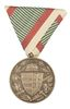 WWI AUSTRO HUNGARIAN  GAOD & COUNTRY MEDAL