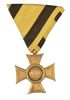 AUSTRIA CROSS 12 YEAR MILITARY SERVICE AWARD