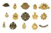 AUSTRALIAN 15 PIECE BADGE LOT