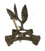 CEYLON PLANTERS RIFLE CORPS BADGE