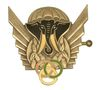 FRENCH IVORY COAST PARATROOPER INSTRUCTOR BADGE