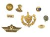 CUBAN INSIGNIA LOT