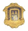 CUBAN POLICE BADGE