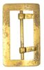 CIVIL WAR CAVALRY CARBINE CROSS STRAP BUCKLE