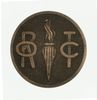 WORLD WAR I ROTC COLLAR DISC