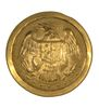 CIVIL WAR STATE OF NEW YORK LARGE STAFF OFFICER BUTTON