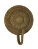 NEW YORK STATE CAVALRY HELMET SIDE BUTTON