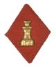 SPANISH ARMY COLLAR INSIGNIA