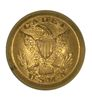 1870'S-1890'S USMA UNIFORM BUTTON