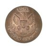 1890'S U.S. INDIAN SCOUT UNIFORM BUTTON