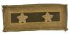CIVIL WAR MAJOR GENERAL SHOULDER STRAP